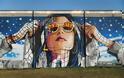 Η 3η τοιχογραφία του Διεθνούς Street Art Φεστιβάλ Πάτρας | ArtWalk ξεκινάει σύντομα στην Πάτρα!