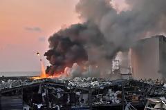 Βηρυτός - Δύο τεράστιες εκρήξεις σε αποθήκες βεγγαλικών - Τουλάχιστον 10 νεκροί-βίντεο