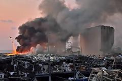 Κόλαση στη Βηρυτό- Ανατινάχτηκαν 2.750 τόνοι νιτρικού αμμωνίου!