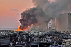 Έκρηξη στη Βηρυτό: Έξι χρόνια στις αποθήκες οι 2.750 τόνοι νιτρικού αμμωνίου
