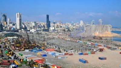 Μετέβη στον Λίβανο η ΕΜΑΚ και πέρασε τεστ και καραντίνα - Φωτογραφία 2