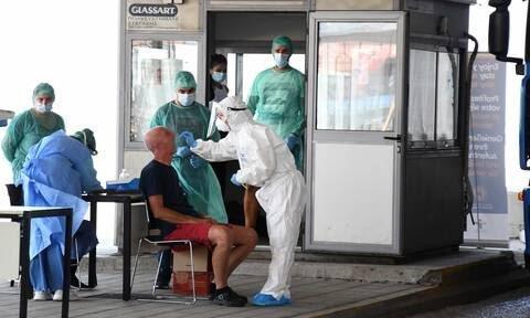 Κορονοϊός: Συναγερμός στη Χαλκιδική - 50 κρούσματα σε εργοστάσιο τροφίμων - Φωτογραφία 1