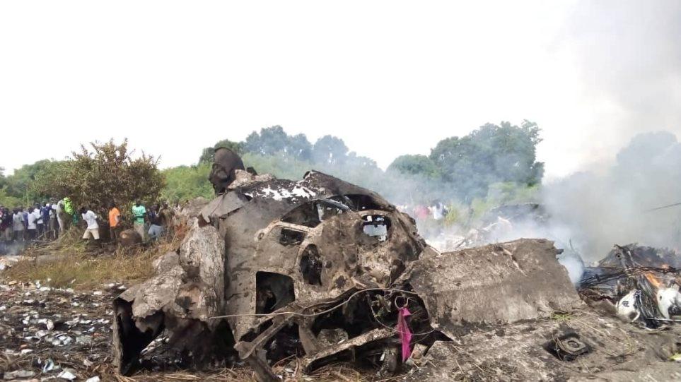 Συνετρίβη φορτηγό αεροσκάφος μετά την απογείωσή του στο Νότιο Σουδάν - Φωτογραφία 1