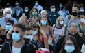 Κορονοϊός: 157 ημερήσια κρούσματα και 10.134 τα συνολικά – Στους 35 οι διασωληνωμένοι ασθενείς