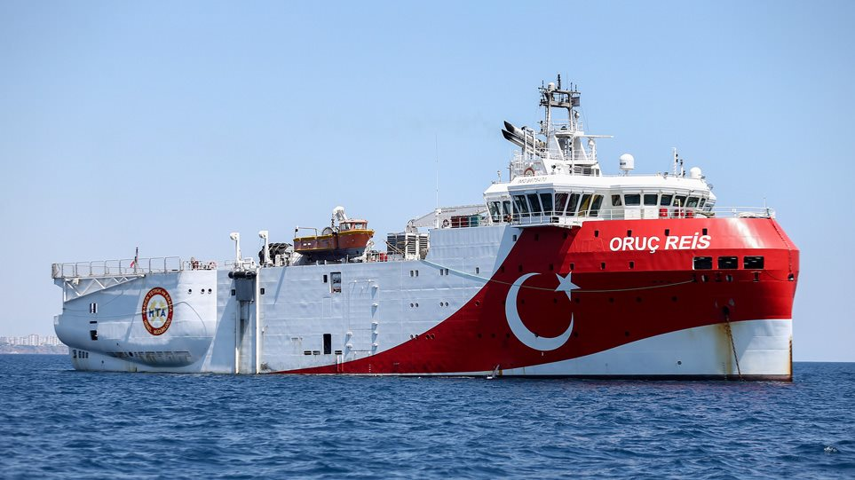 Bloomberg για Ερντογάν: Πολύ βαθύτερες από τα κοιτάσματα φυσικού αερίου οι ρίζες των εντάσεων στην Ανατολική Μεσόγειο - Φωτογραφία 1