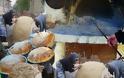Η κατασκευή παραδοσιακού ξυλόφουρνου στο Αγράμπελο (Βίντεο Δημήτρης Τάγκας)