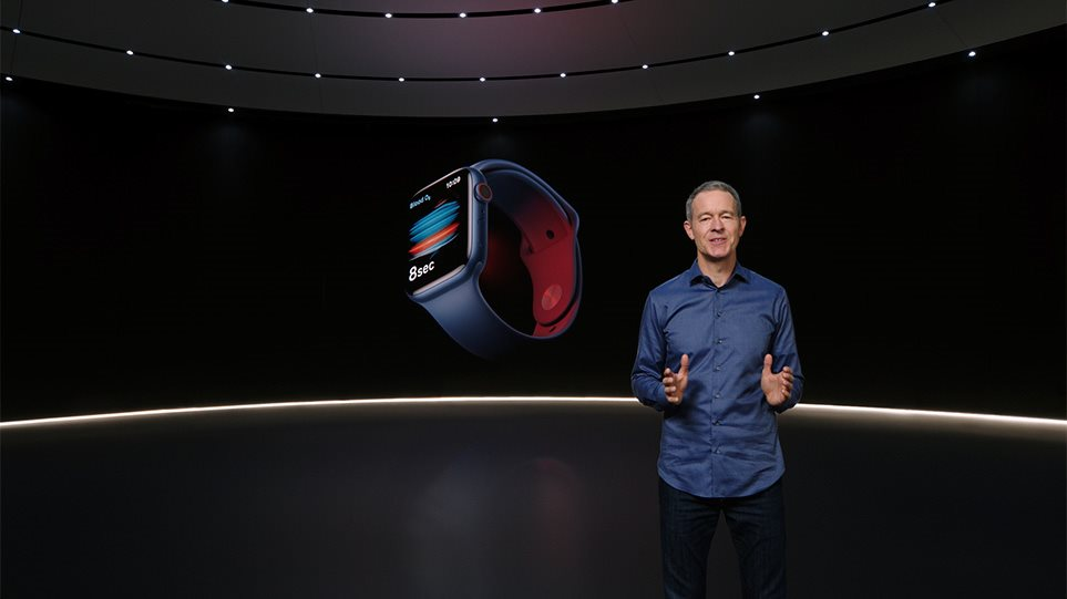 Apple: Παρουσίασε τα νέα της προϊόντα - Καμία κουβέντα για το iPhone 12 - Φωτογραφία 1