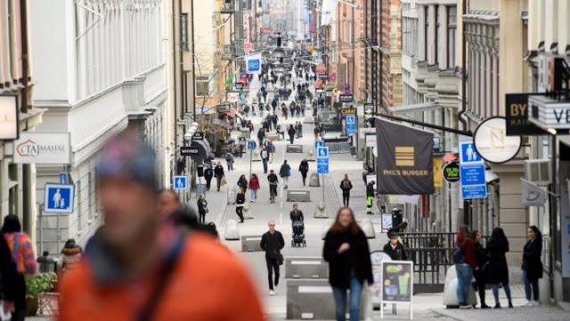 Η Σουηδία κάνει τη μεγάλη έκπληξη… - Φωτογραφία 1