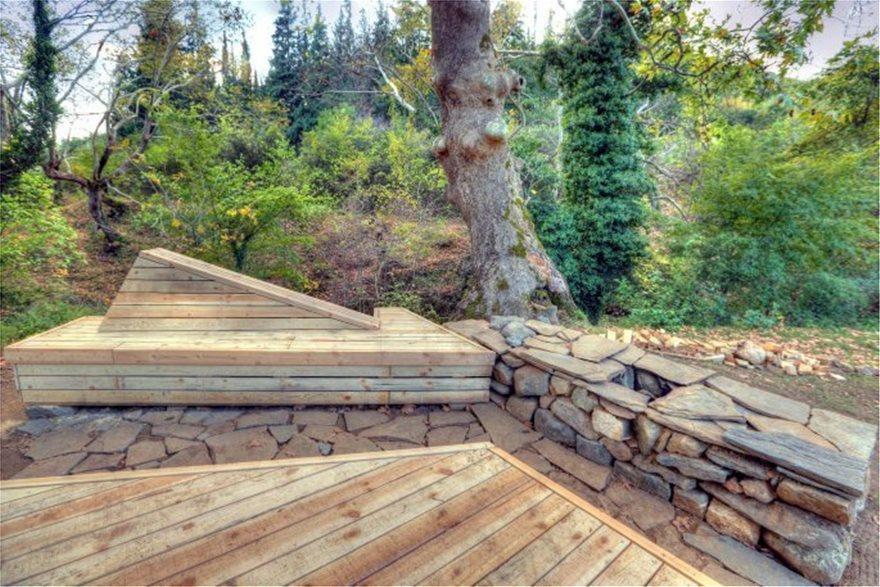 Ευρωπαϊκό βραβείο για πάρκο με ξυλοκατασκευές στις Σέρρες - Φωτογραφία 3
