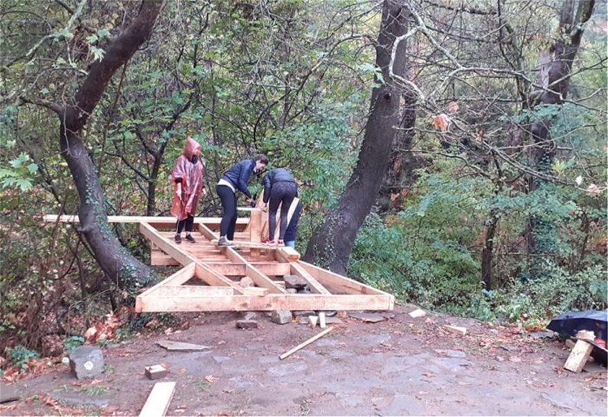 Ευρωπαϊκό βραβείο για πάρκο με ξυλοκατασκευές στις Σέρρες - Φωτογραφία 4