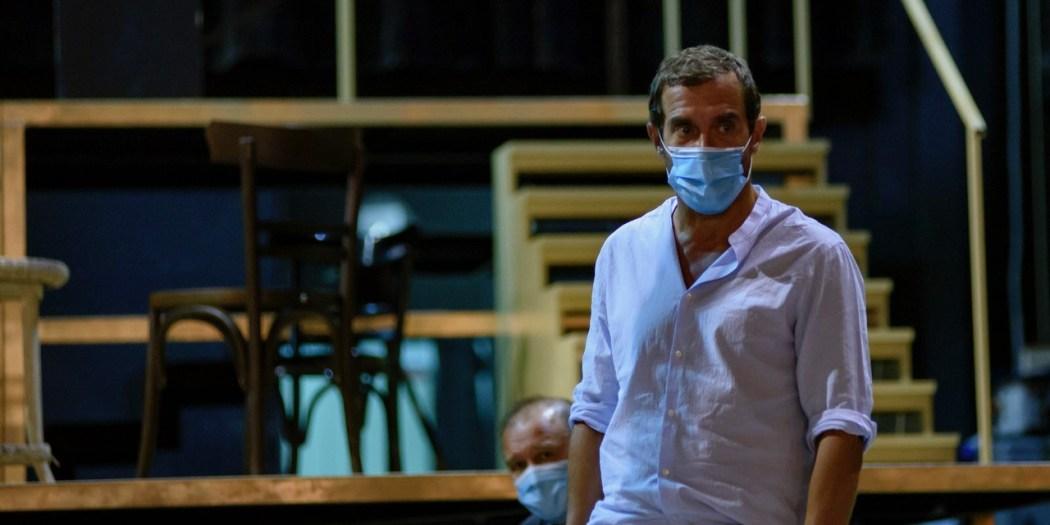 Κωνσταντίνος Μαρκουλάκης: «Δεν θα ήθελα να αισθανθώ ότι υπάρχει στοχοποίηση των θεαμάτων» - Φωτογραφία 1