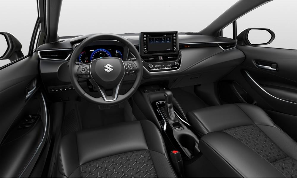 Suzuki Swace:  Toyota Corolla - Φωτογραφία 3