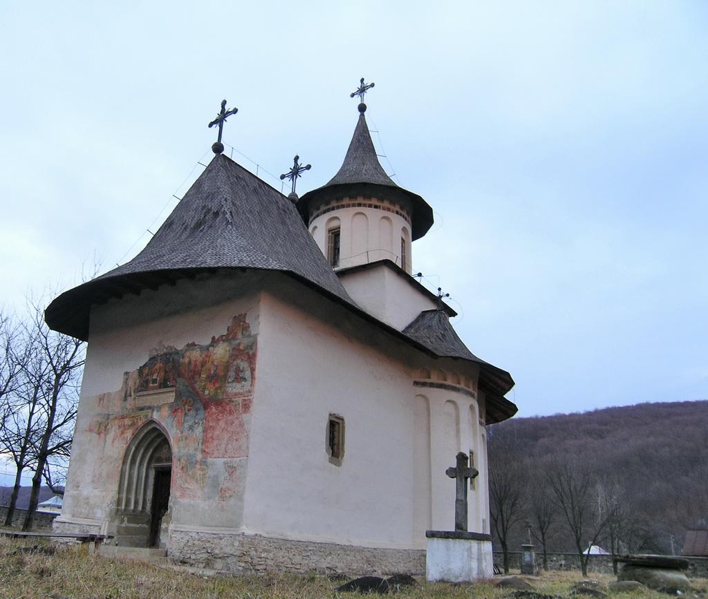 Τα ζωγραφισμένα μοναστήρια της Μπουκοβίνας! - Φωτογραφία 1