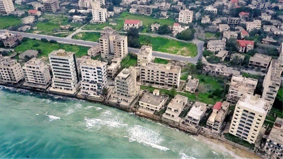 Προκαλεί η Τουρκία στην Κύπρο: Ανοίγει την παραλία της Αμμοχώστου - Φωτογραφία 1