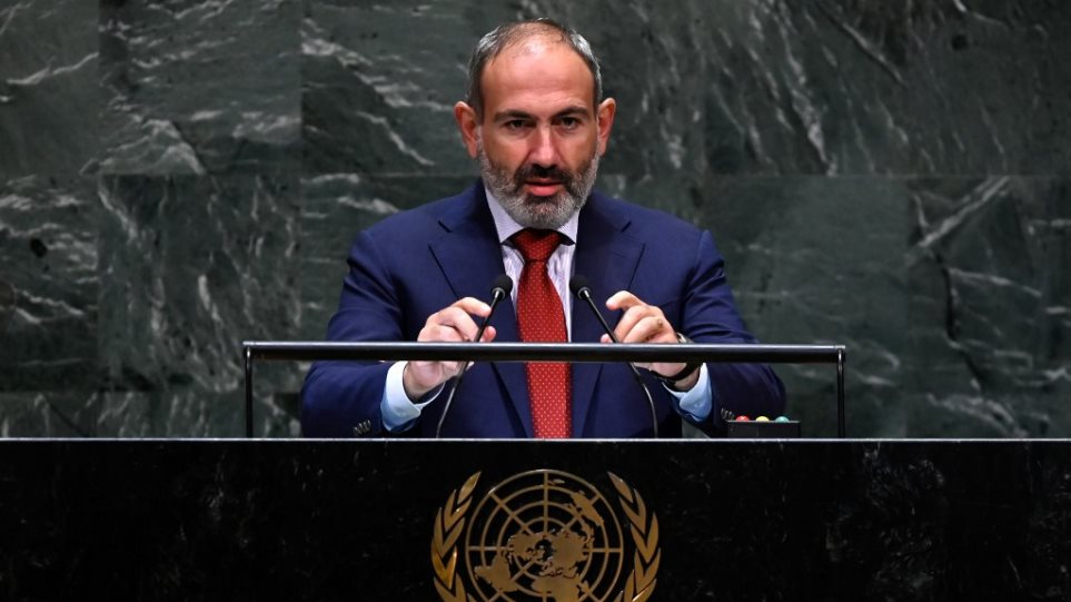 Πρωθυπουργός Αρμενίας: Συνέχεια της γενοκτονίας οι ενέργειες της Τουρκίας στο Ναγκόρνο Καραμπάχ - Φωτογραφία 1