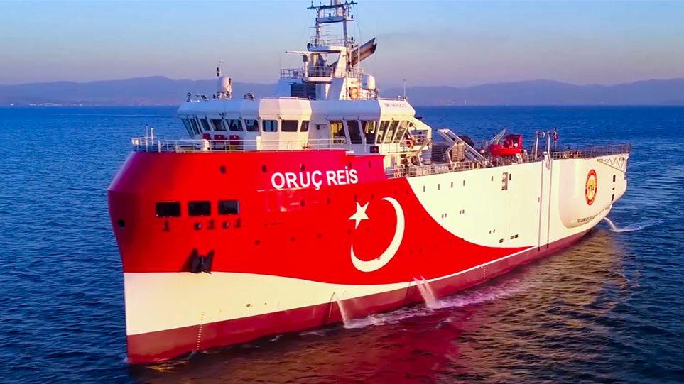 Χαμηλοί οι τόνοι στα τουρκικά ΜΜΕ για τις νέες προκλήσεις με το Oruc Reis - Φωτογραφία 1