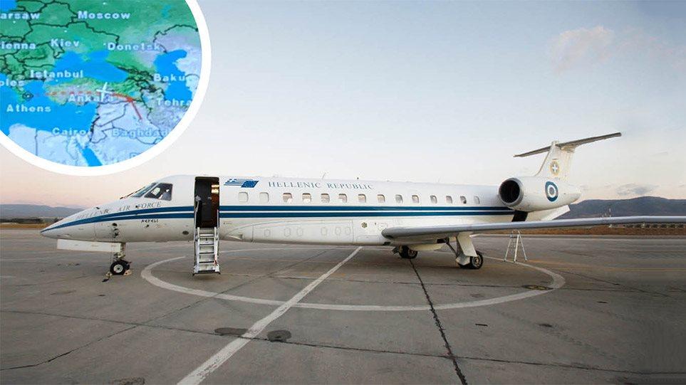Ζητούν και τα ρέστα οι Τούρκοι για το επεισόδιο με το αεροπλάνο του Δένδια - Φωτογραφία 1