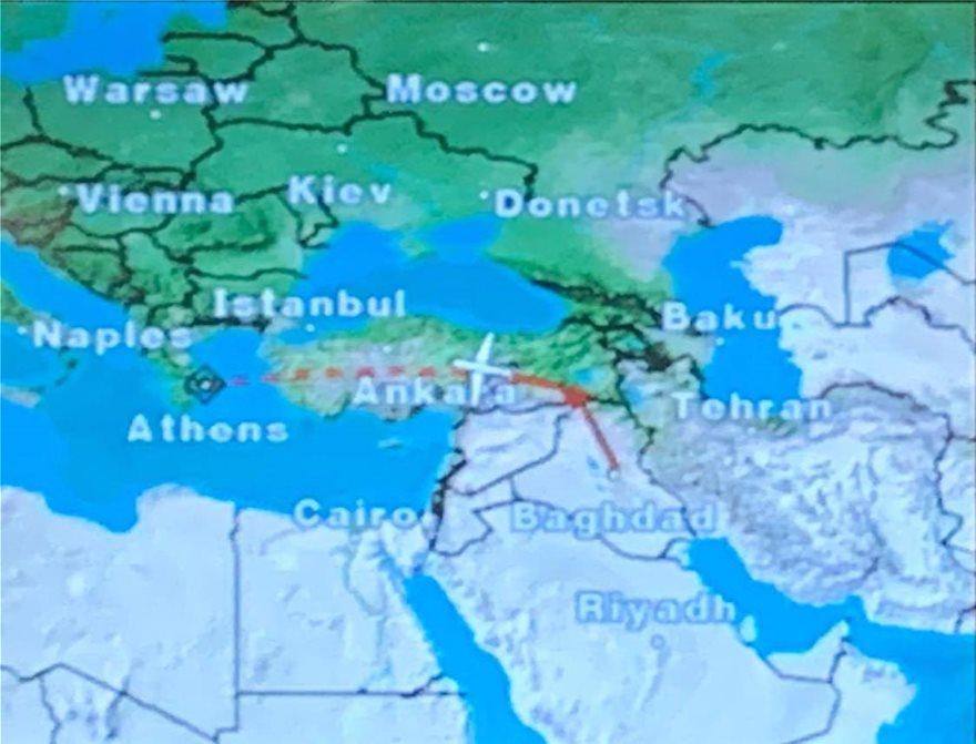 Ζητούν και τα ρέστα οι Τούρκοι για το επεισόδιο με το αεροπλάνο του Δένδια - Φωτογραφία 2