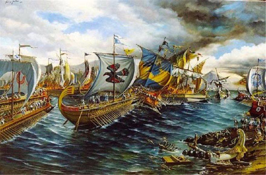 Μάγκνους Μπριμ στον Δανίκα: «Αυτόπτης μάρτυρας» στη ναυμαχία της Σαλαμίνας - Φωτογραφία 5