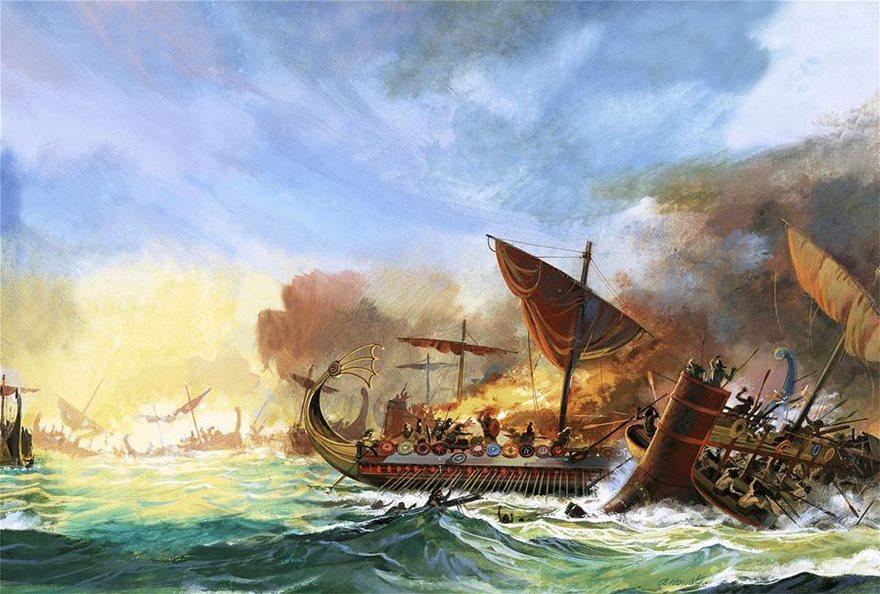 Μάγκνους Μπριμ στον Δανίκα: «Αυτόπτης μάρτυρας» στη ναυμαχία της Σαλαμίνας - Φωτογραφία 7