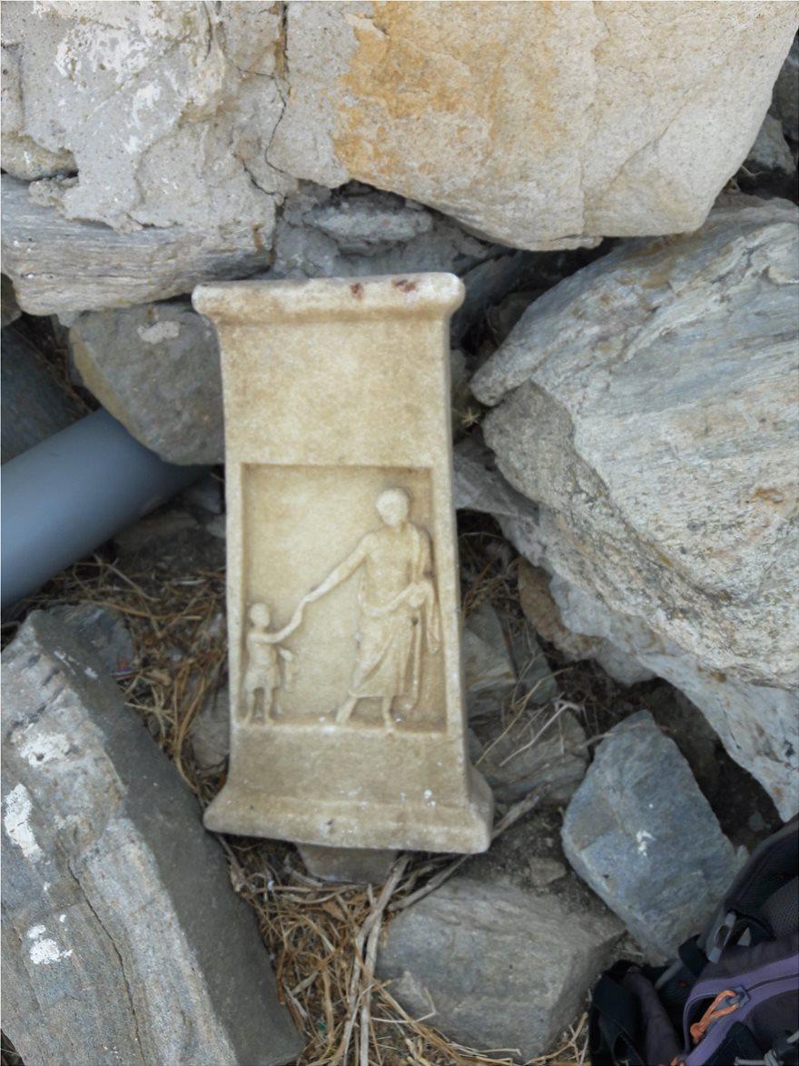 Ρήνεια: Τον τόπο καραντίνας του 19ου αιώνα «φωτίζουν» οι αρχαιολόγοι - Φωτογραφία 4