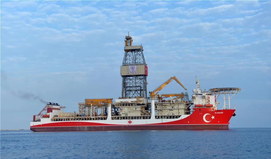 Kανουνί : Προς Μαύρη Θάλασσα πλέει η «κορωνίδα» των τουρκικών γεωτρύπανων - Φωτογραφία 3