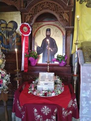 Το τριαντάφυλλο. Θαύμα του Αγίου Εφραίμ - Φωτογραφία 1
