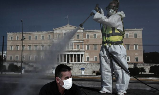 Κορονοϊός: 482 τα νέα κρούσματα και 10 θάνατοι στη χώρα – Στους 83 οι διασωληνωμένοι ασθενείς - Φωτογραφία 1