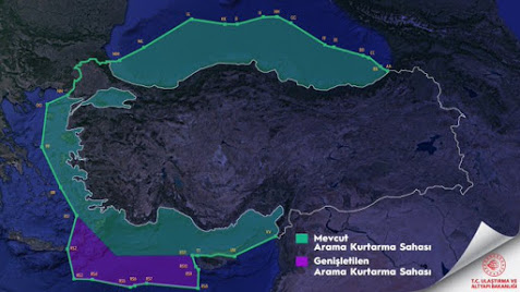 Οι τουρκικοί ισχυρισμοί για τον νέο χάρτη-πρόκληση.. - Φωτογραφία 1
