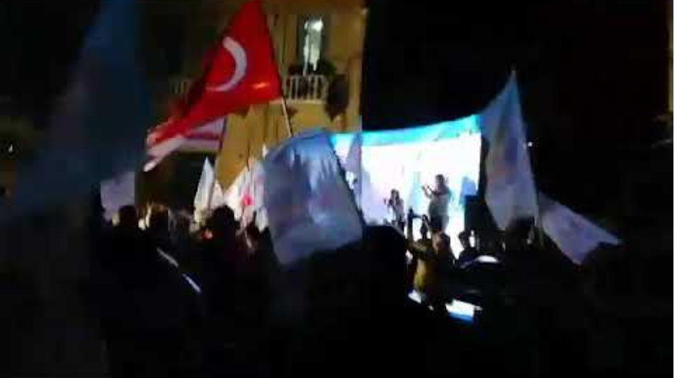 «Εκλογές» στα Κατεχόμενα: Ένα βήμα πιο μακριά από τη λύση του Κυπριακού με τη νίκη Τατάρ - Φωτογραφία 3