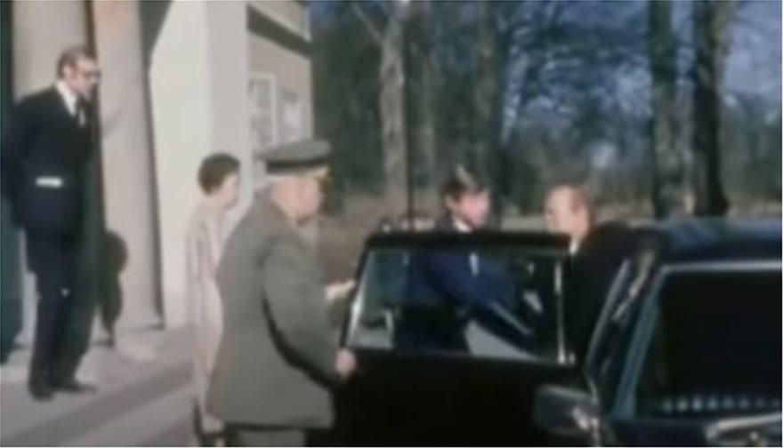 Το άγνωστο ατύχημα του Τίτο το 1976 στην Στοκχόλμη - Φωτογραφία 3