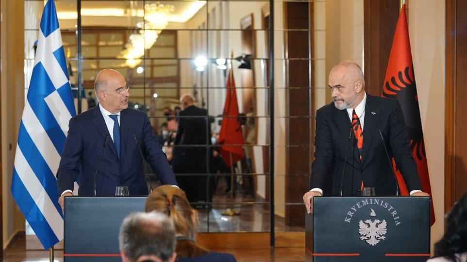 Ελλάδα - Αλβανία: Η απόφαση να πάνε στη Χάγη για τις θαλάσσιες ζώνες - Φωτογραφία 1
