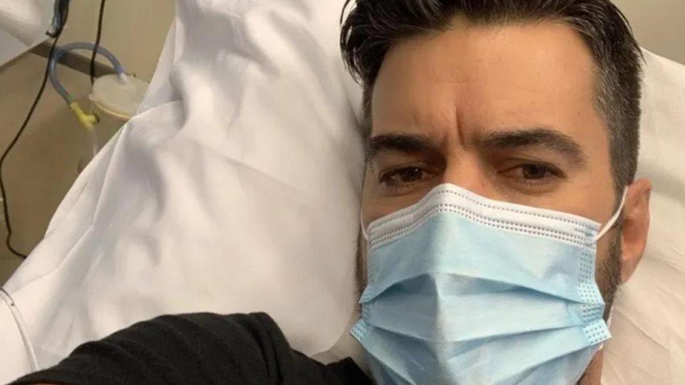 Ο λόγος που νοσηλεύεται στο νοσοκομείο ο Γιάννης Τσιμιτσέλης - Φωτογραφία 1