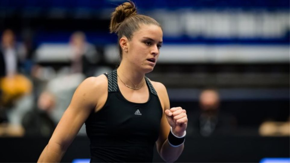 Ostrava Open: Τρομερή Σάκκαρη απέκλεισε την Σβιτολίνα και πέρασε στους 8 - Φωτογραφία 1