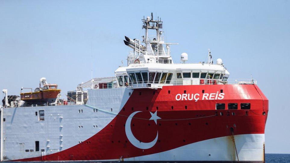 Συνεχίζει τις έρευνες το Oruc Reis - Το σενάριο για θερμό διήμερο 28-29 Οκτωβρίου - Φωτογραφία 1