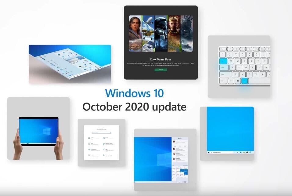 Διαθέσιμο το Windows 10 'October 2020 Update' - Φωτογραφία 2
