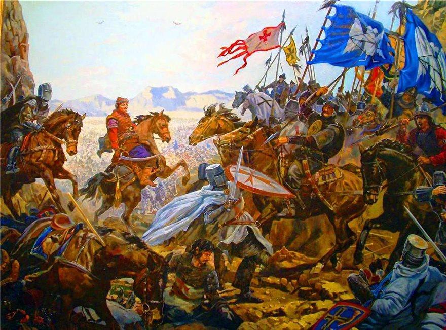 «Μάχη του Ματζικέρτ» και τα νέο-οθωμανικά σχέδια του Ερντογάν - Φωτογραφία 5