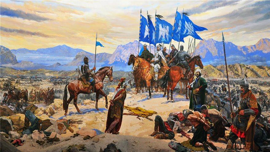 «Μάχη του Ματζικέρτ» και τα νέο-οθωμανικά σχέδια του Ερντογάν - Φωτογραφία 6