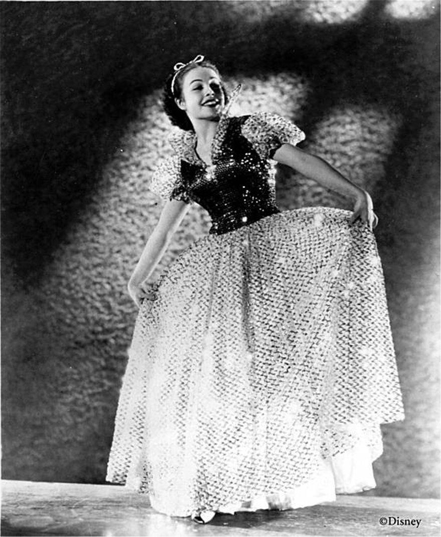 Marge Champion: Έφυγε από τη ζωή η αληθινή Χιονάτη - Φωτογραφία 3