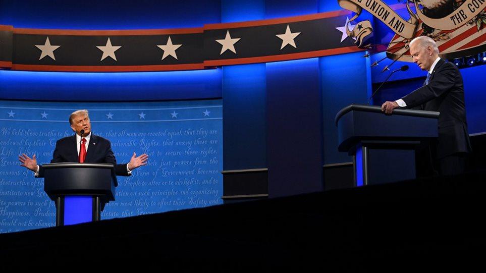 Εκλογές στις ΗΠΑ: 5+1 σημεία που ξεχώρισαν στο ντιμπέιτ Τραμπ - Μπάιντεν - Φωτογραφία 1