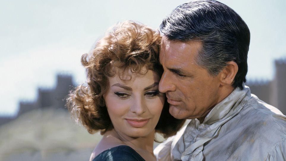 Κάρι Γκραντ: Ο γόης του σινεμά «ήταν bisexual, όμως ο μεγάλος του έρωτας ήταν η Σοφία Λόρεν» - Φωτογραφία 1