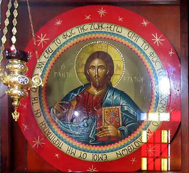 Η μάρτυρας Αναστασία του Όρους των Ελαιών και ο π.Ιωακείμ - Φωτογραφία 3