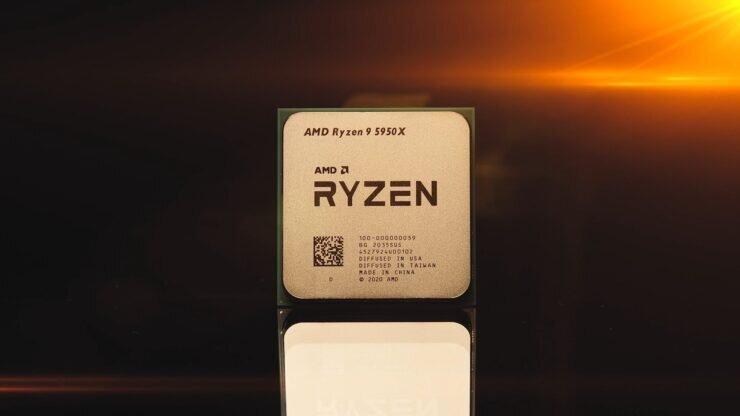 Ο Ryzen 9 5950X έφτασε τα 6GHz σε macOS - Φωτογραφία 1