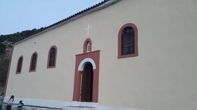 Εσπερινός στον Άγιο Δημήτριο στο Παλιό Χωριό της Πλαγιάς - Φωτογραφία 3