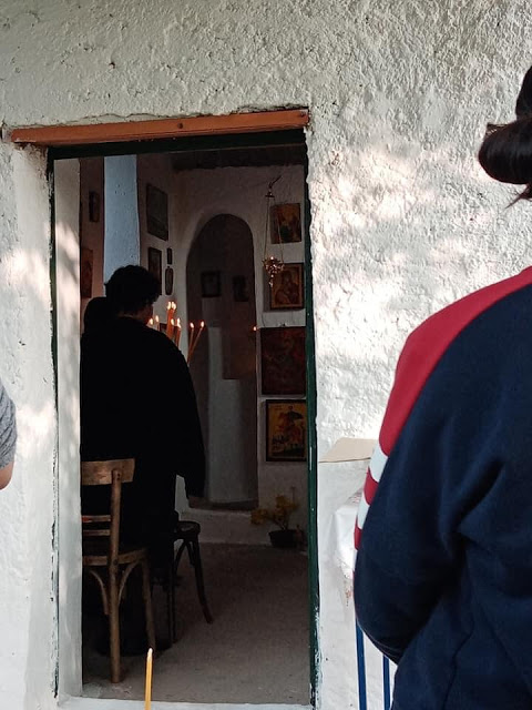 ΜΑΧΑΙΡΑΣ: Γιόρτασε το εκκλησάκι του Αγίου Δημητρίου στα Βρίστιανα - Φωτογραφία 2