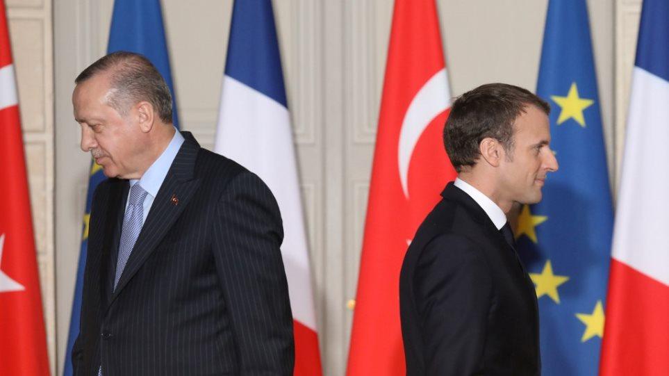 Μακρόν - Ερντογάν: Ο Τούρκος πρόεδρος ρίχνει λάδι στη φωτιά και η Ευρώπη «απαντά» - Φωτογραφία 1