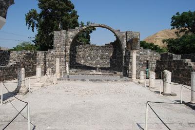 Στα Γάδαρα της Παλαιστίνης,στον τόπο που έγινε το θαύμα του Ιησού - Φωτογραφία 4