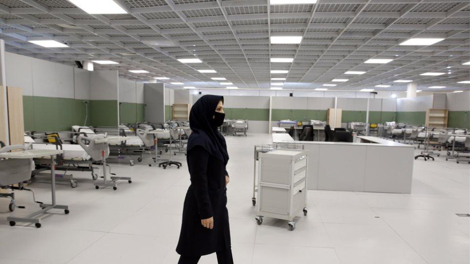 Ιράν: Ένας θάνατος κάθε πέντε λεπτά - Φωτογραφία 1