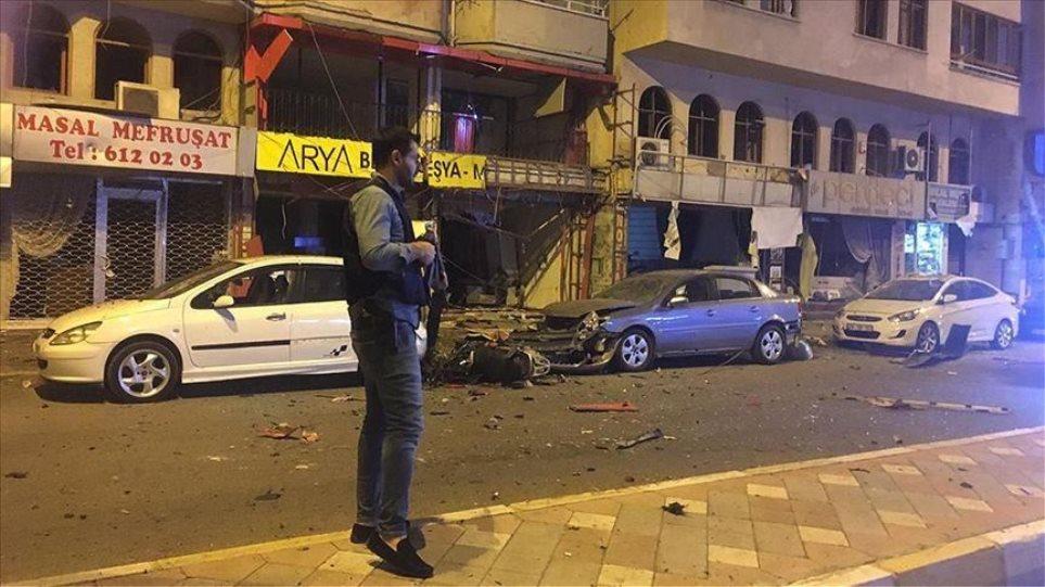 Δύο νεκροί από την ισχυρή έκρηξη στην Αλεξανδρέττα της Τουρκίας - Φωτογραφία 1