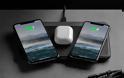 Η ασύρματη βάση που φορτίζει ως και τρεις συσκευές ταυτοχρόνως - Φωτογραφία 3